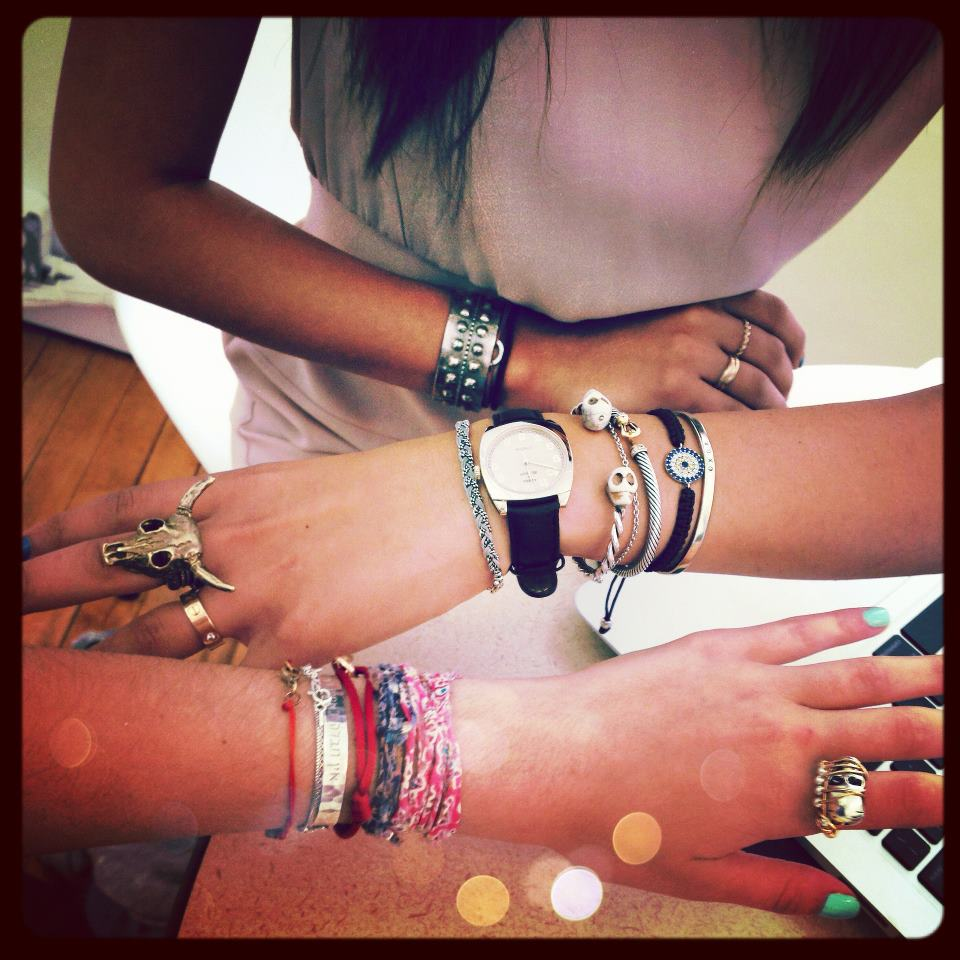 e1fd332d52d Category Archives  Cartier. Post navigation. Stack  em Up  Bracelets We Love